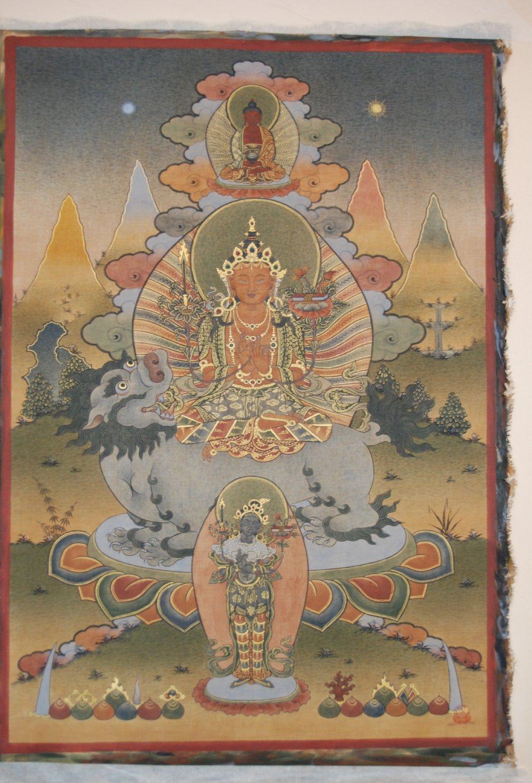 soins médiumniques bhoutanais